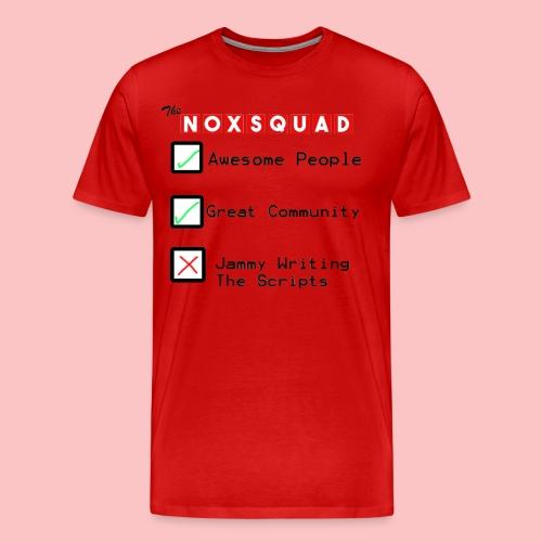 Tick List - Men's Premium T-Shirt