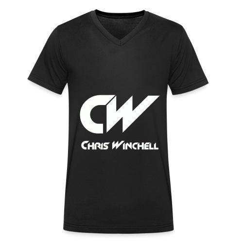 Chris Winchell Official T-Shirt - Männer Bio-T-Shirt mit V-Ausschnitt von Stanley & Stella