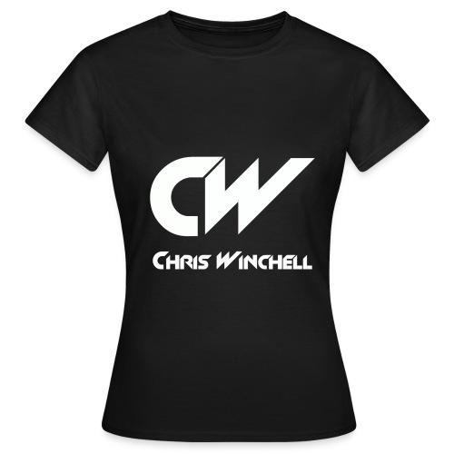Chris Winchell Official T-Shirt - Frauen T-Shirt