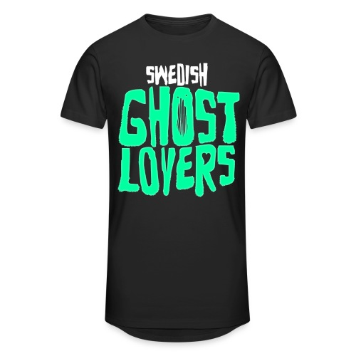 SGL Lång Tröja - Urban lång T-shirt herr