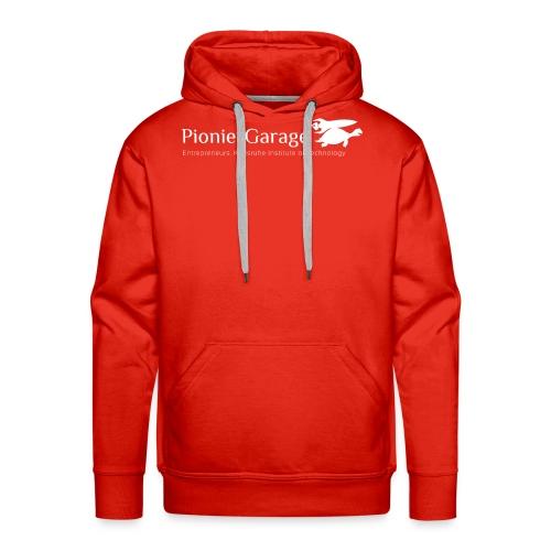 PionierGarage Hoody (unisex) - Männer Premium Hoodie
