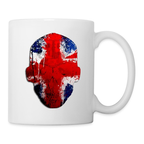 Borg Union flag MetaSkull Mug - Mug