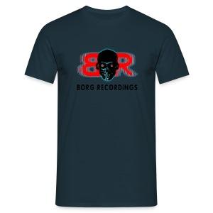Borg BR MetaSkull logoT Shirt - Men's T-Shirt
