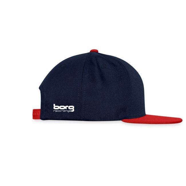 Borg Union flag MetaSkull Cap
