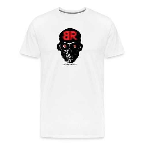 Borg MetaSkull - Men's Premium T-Shirt
