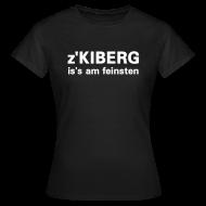 T-Shirts ~ Frauen T-Shirt ~ z'Kiberg Girlieshirt