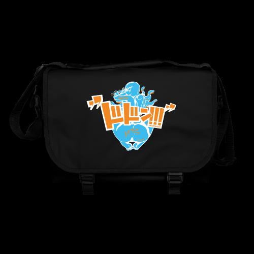 Neotokio3 - NT3 LOGO ORNG Edition - [School Bag] - Umhängetasche
