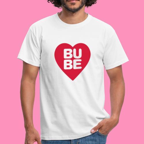 Herz Bube - Männer T-Shirt
