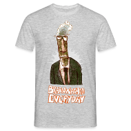 T-Shirts ~ Men's T-Shirt ~ brainwashed everday