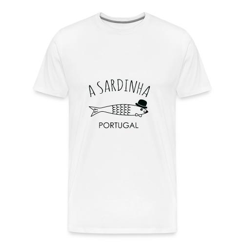 A Sardinha - Portugal - T-shirt Premium Homme