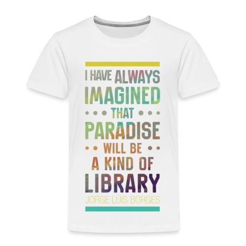 Paradise - T-shirt Premium Enfant