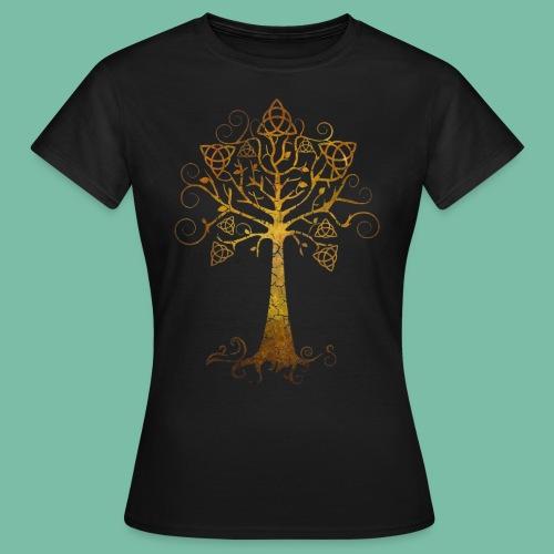 tee shirt femme arbre phare Brocéliande  Spirit - T-shirt Femme