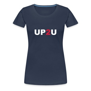 UP2U - Frauen Premium T-Shirt