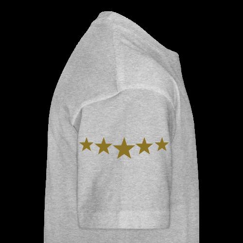 T-Shirt Herr KingFeiz - Teenager Premium T-Shirt
