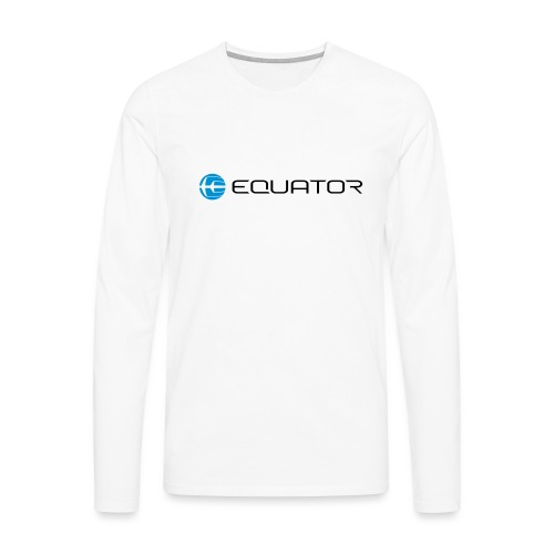 EQ_LOGOTYPE_notext - Men's Premium Longsleeve Shirt