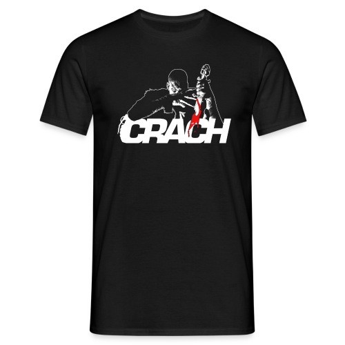 CRACH KNIFE[MALE] - Männer T-Shirt