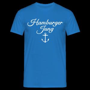 Hamburger Jung Anker Classic T-Shirt - Männer T-Shirt