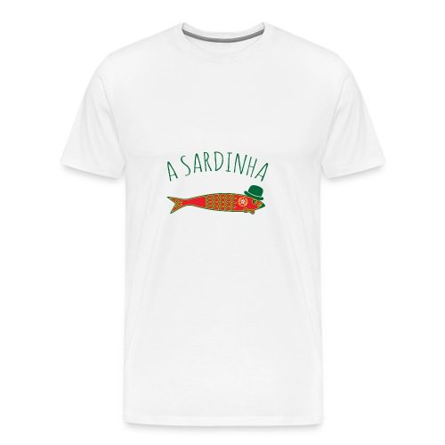 A Sardinha - Bandeira - T-shirt Premium Homme