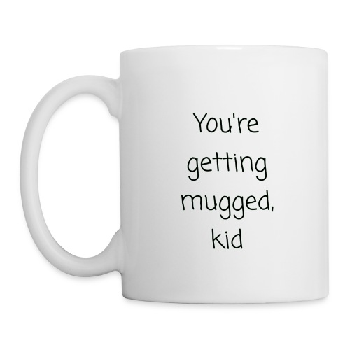 Mugged Mug - Mug