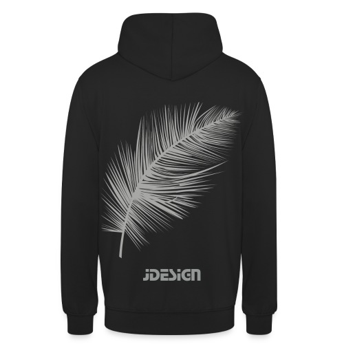 Pullover, feather - Unisex Hoodie