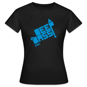 Deep Bass - Frauen T-Shirt