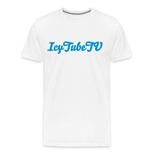 IcyTubeTV (Original) - Men's Premium T-Shirt