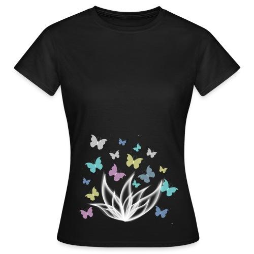 Butterfireflies - Women's T-Shirt
