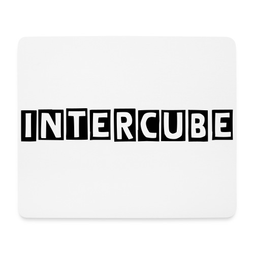 intercube Mousepad - Mousepad (Querformat)