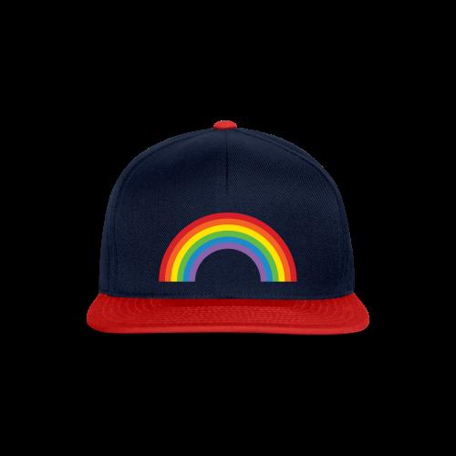 Rainbow cap - Snapback Cap