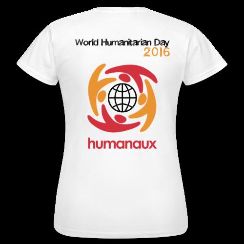 Frauen T-Shirt (WHD) - Frauen T-Shirt