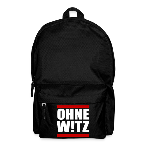 OHNE WITZ Bagpack - Rucksack
