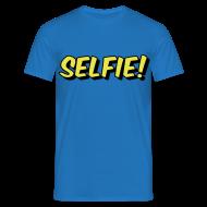 T-shirts ~ Mannen T-shirt ~ Selfie!