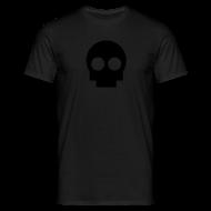 T-Shirts ~ Men's T-Shirt ~ Tortured Skull