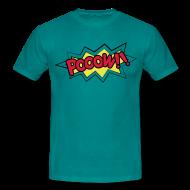 T-shirts ~ Mannen T-shirt ~ Pow!