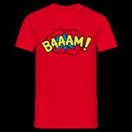 T-shirts ~ Mannen T-shirt ~ Baaaaam!!