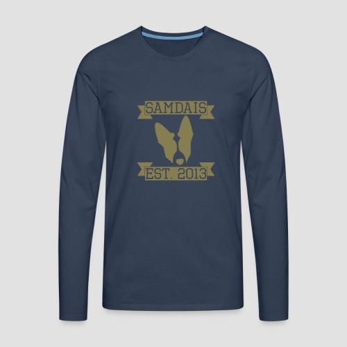 Established 2013 - Men's Longsleeve - Men's Premium Longsleeve Shirt