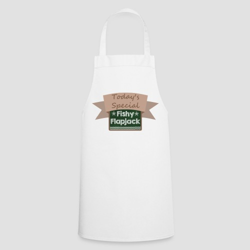 Today's Special - Apron - Cooking Apron