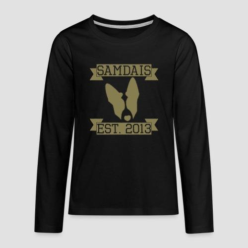 Established 2013 - Kids' Longsleeve - Teenagers' Premium Longsleeve Shirt