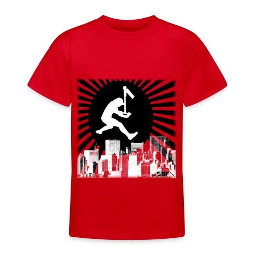 Scooter city - T-shirt Ado