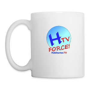 Taza Fan de Habitantes TV Force! - Taza