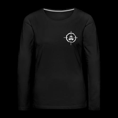 Marxman Womans Longsleeve - Vrouwen Premium shirt met lange mouwen