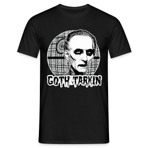 Goth Tarkin Mens T-shirt - Men's T-Shirt