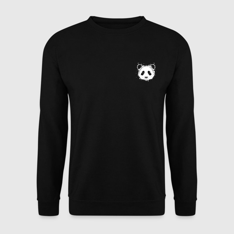 Tête de panda géant Sweat-shirts - Sweat-shirt Homme