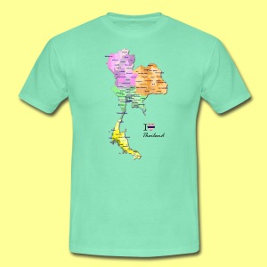 We love Thailand - Männer T-Shirt