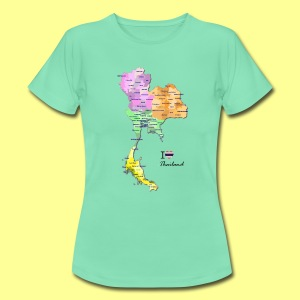 We love Thailand - Frauen T-Shirt