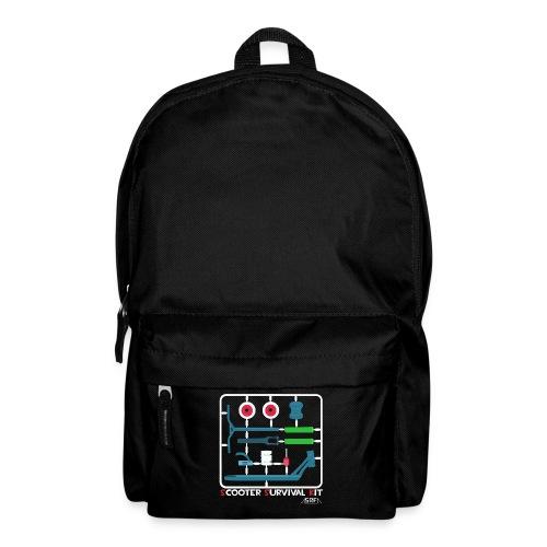 Scooter survival kit - Sac à dos