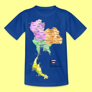 We love Thailand - Kinder T-Shirt