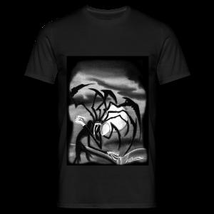 Horror mit dem Spinnenmann - Männer T-Shirt
