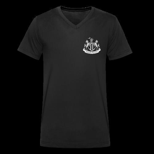 T-shirt - Ekologisk T-shirt med V-ringning herr från Stanley & Stella
