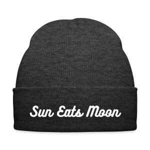 Sun Eats Moon Winter Hat - Winter Hat
